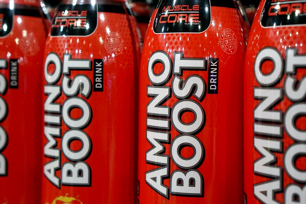 muscle core amino boost