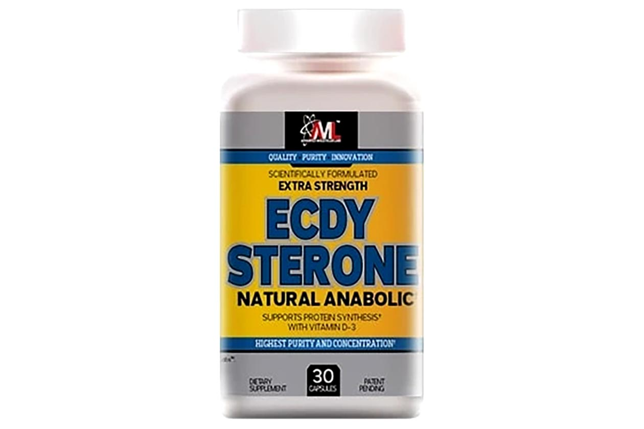 advanced molecular labs ecdysterone