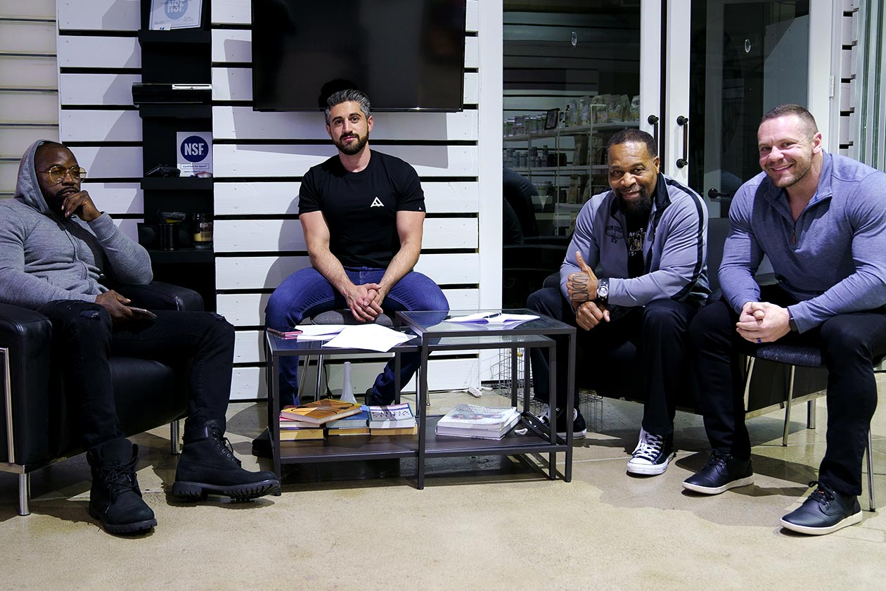 ambrosia collective welcomes ct fletcher