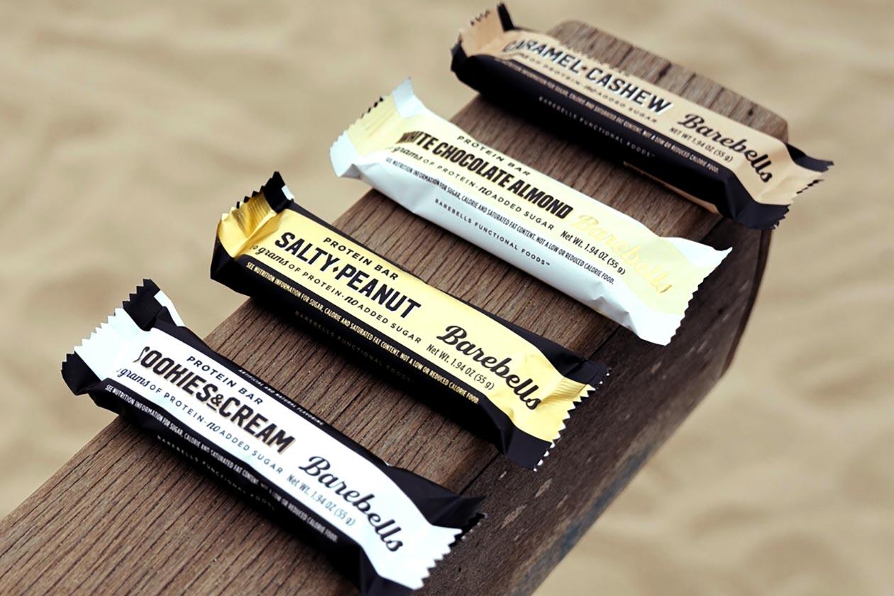 barebells protein bar in america