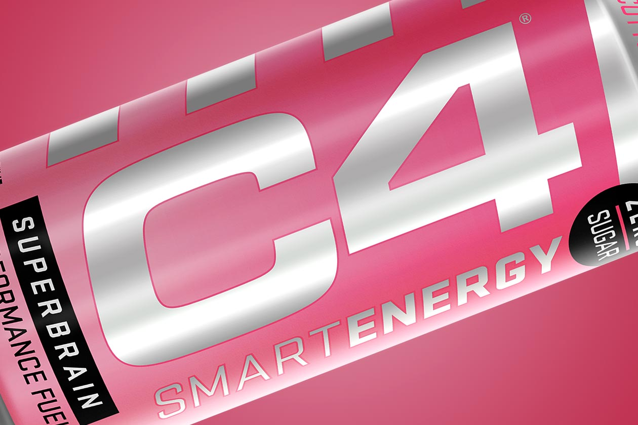 cotton candy c4 smart energy drink