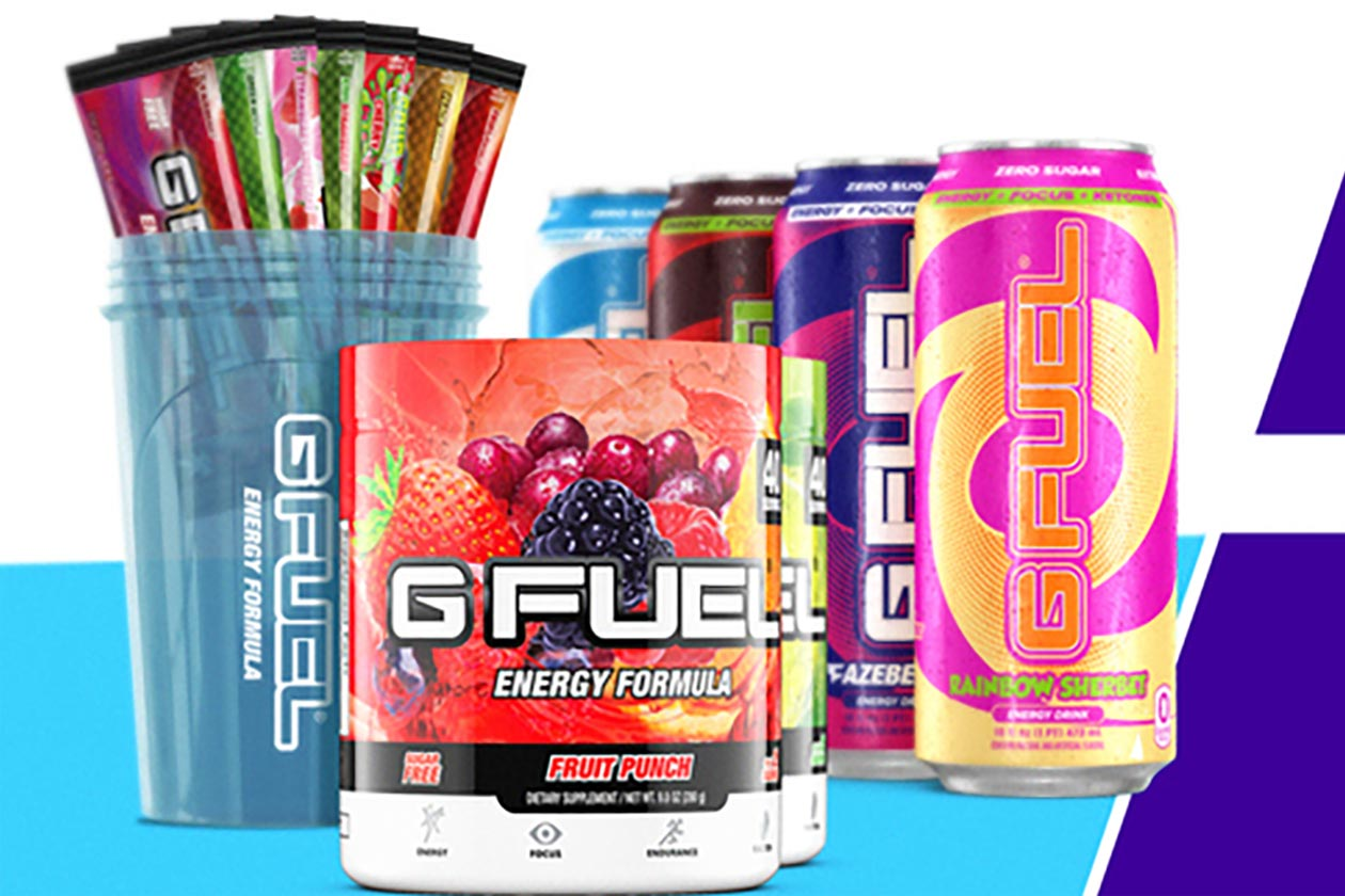 Popular Gaming Supplement G Fuel Is Now Available On Walmart S Website