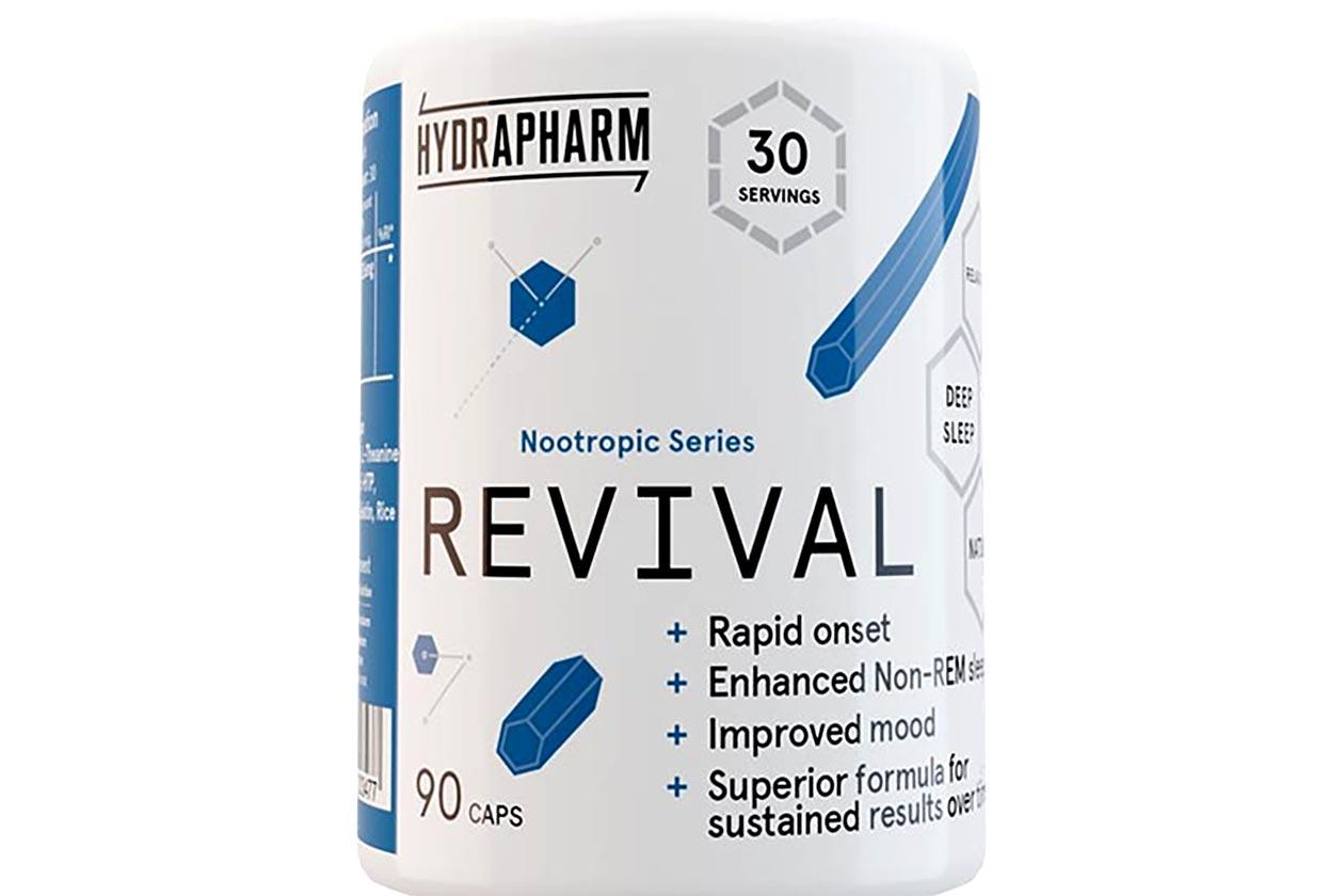 hydrapharm revival
