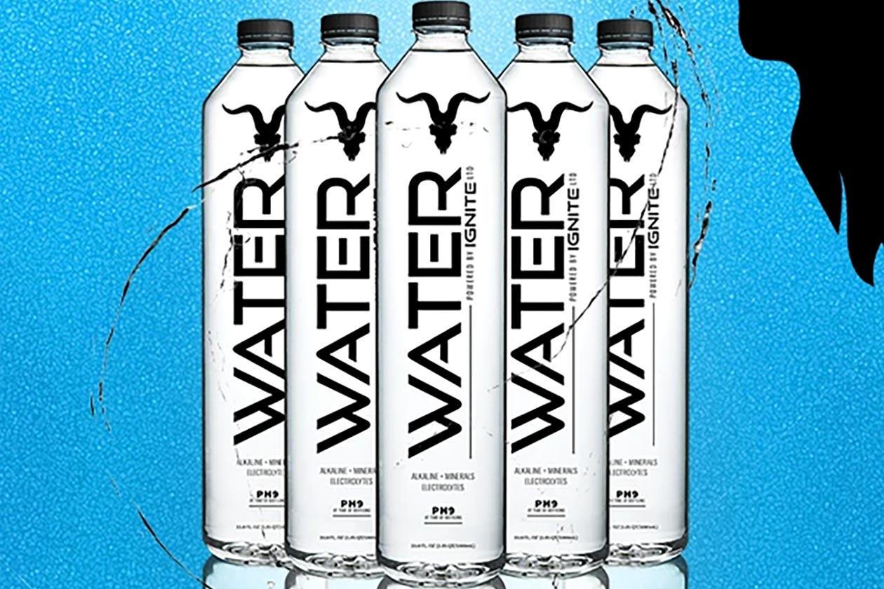 ignite alkaline water