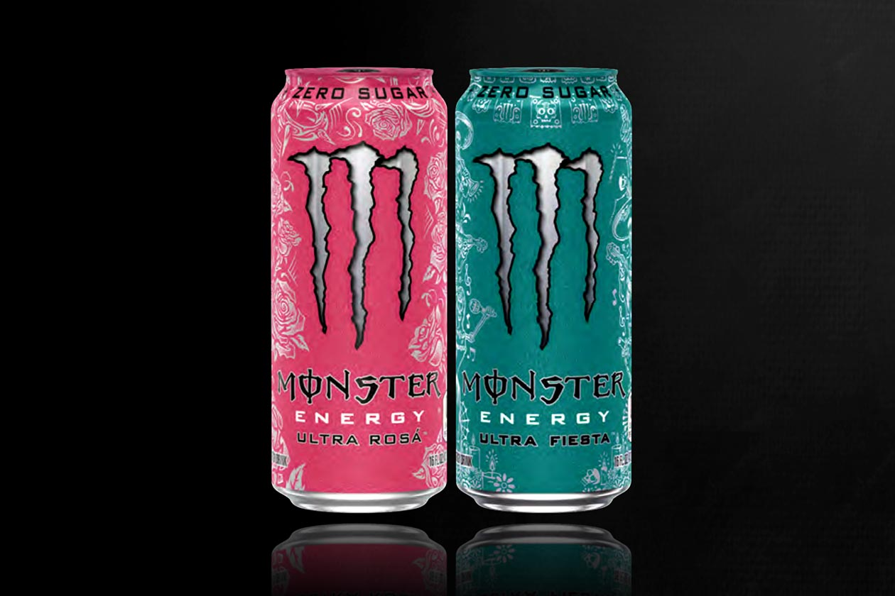 Monster Ultra Rosa And Ultra Fiesta Coming Soon To Stores And Shelves