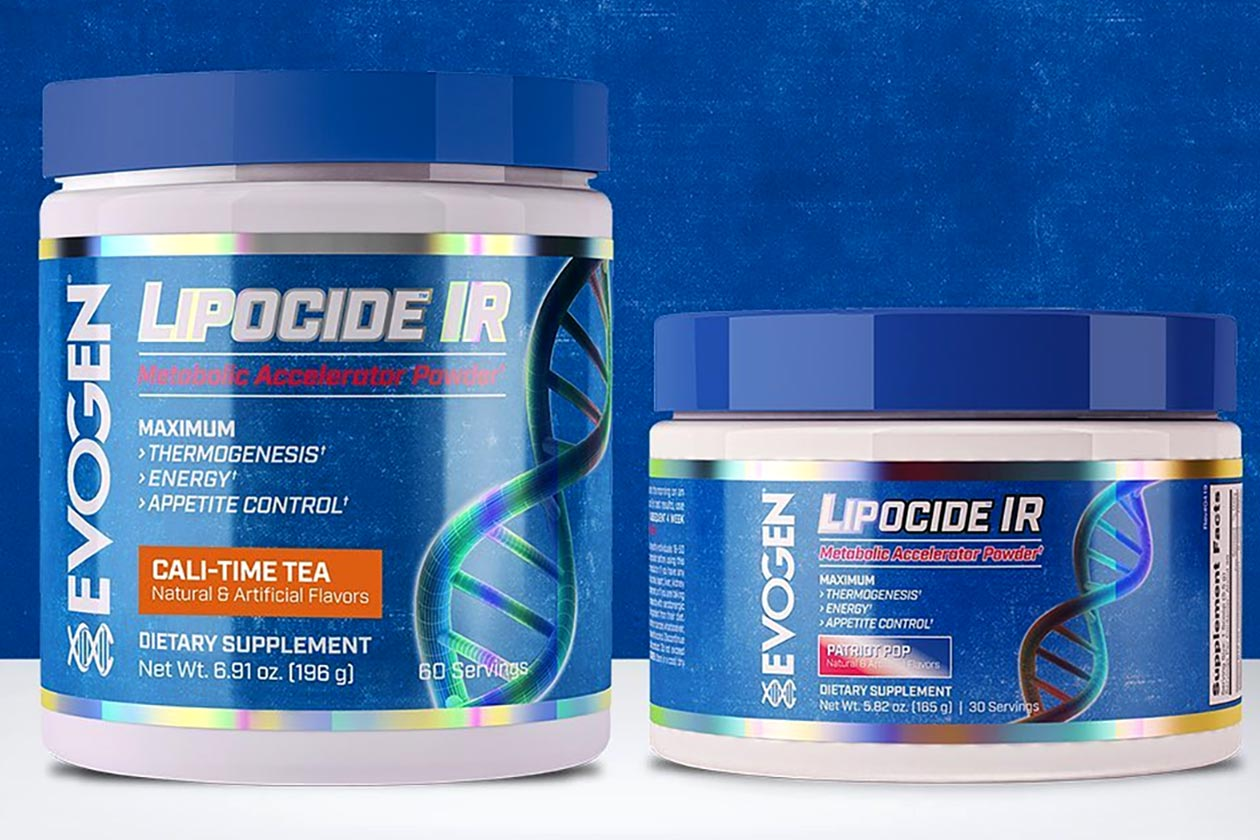 smaller evogen lipocide and carnigen