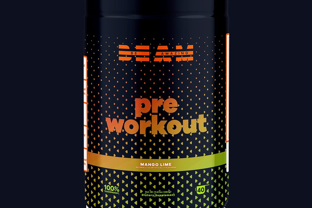 beam pre-workout