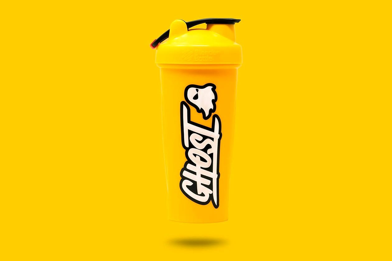 ghost university yellow shaker