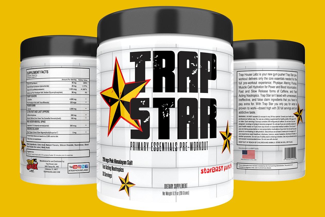 trap house labz trap star