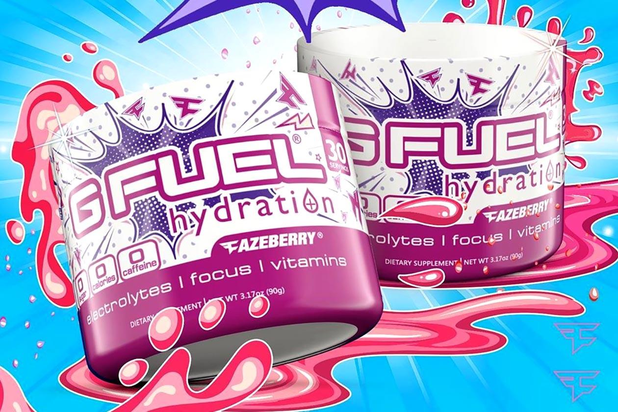 fazeberry g fuel hydration