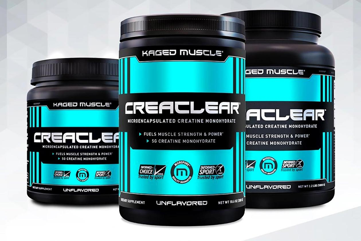 kaged muscle 300g creaclear