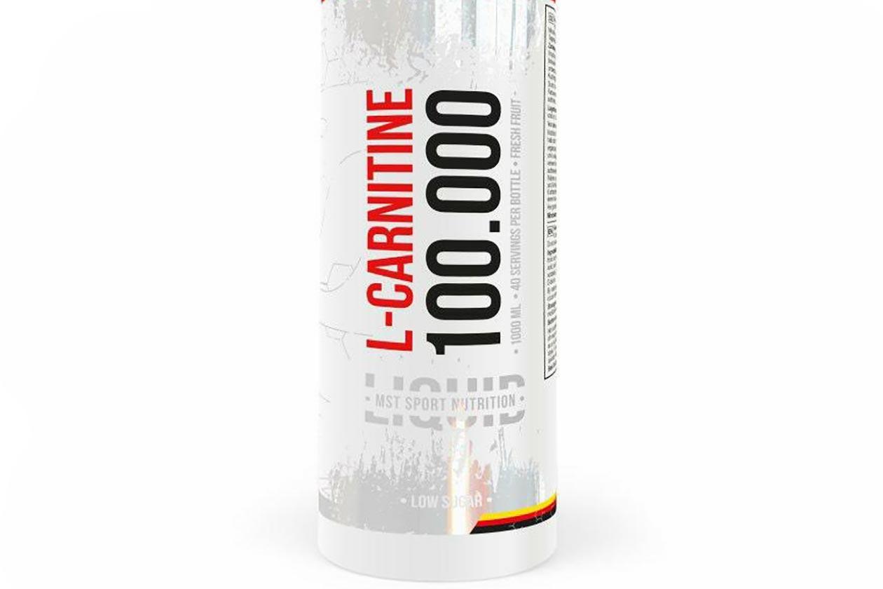 mst nutrition carnitine 1000