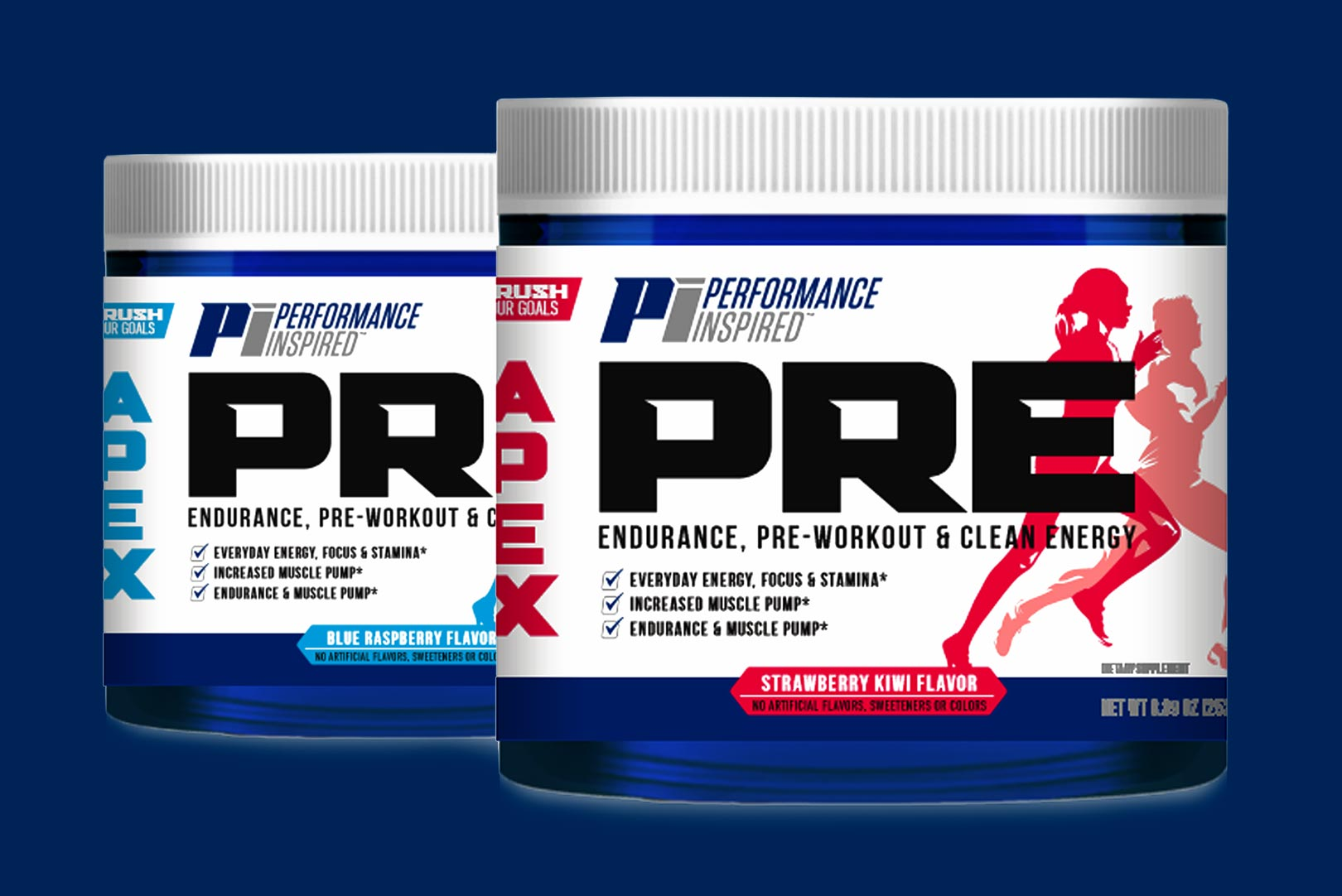 performance inspired apex pre-workout