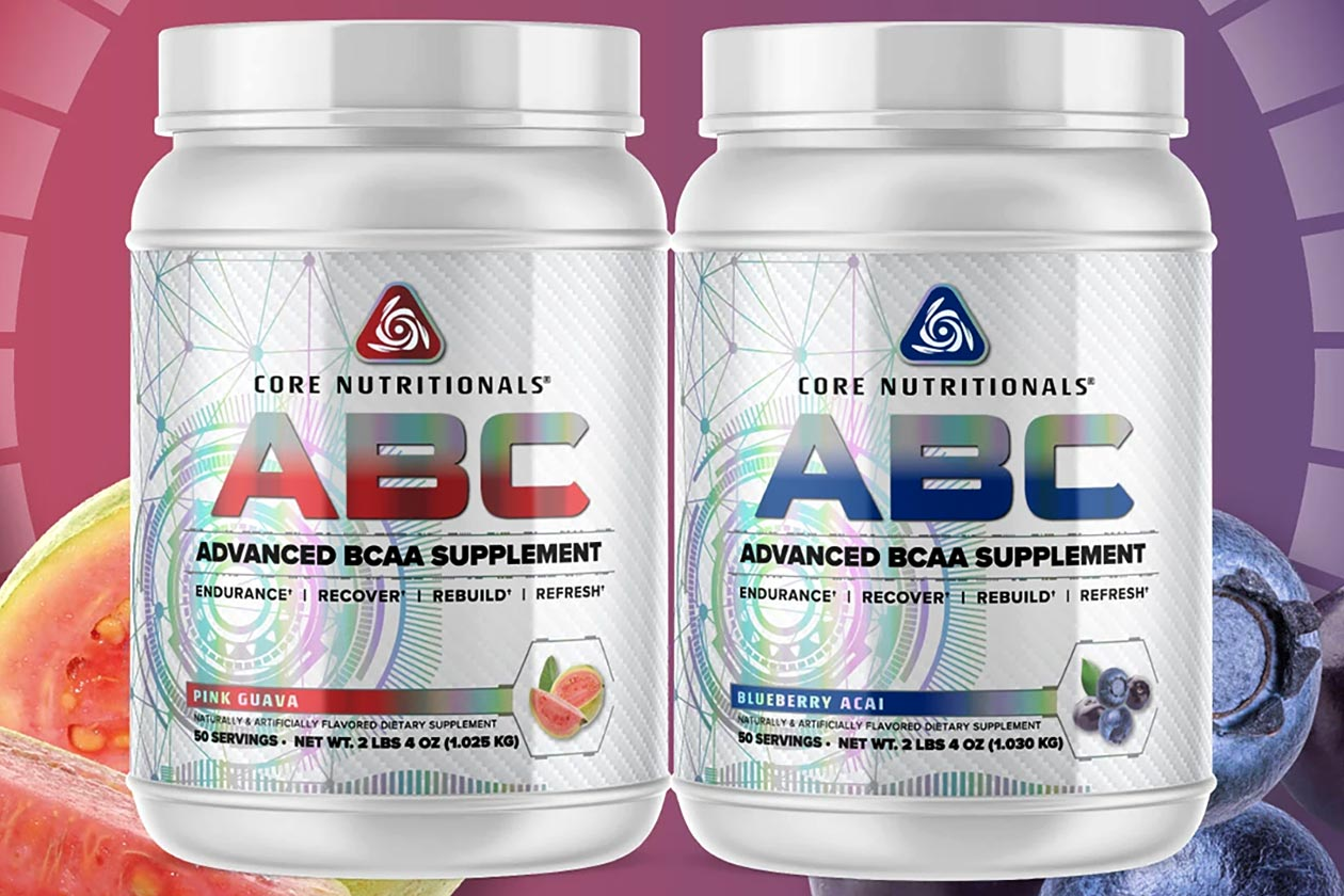 pink guava and blueberry acai core abc