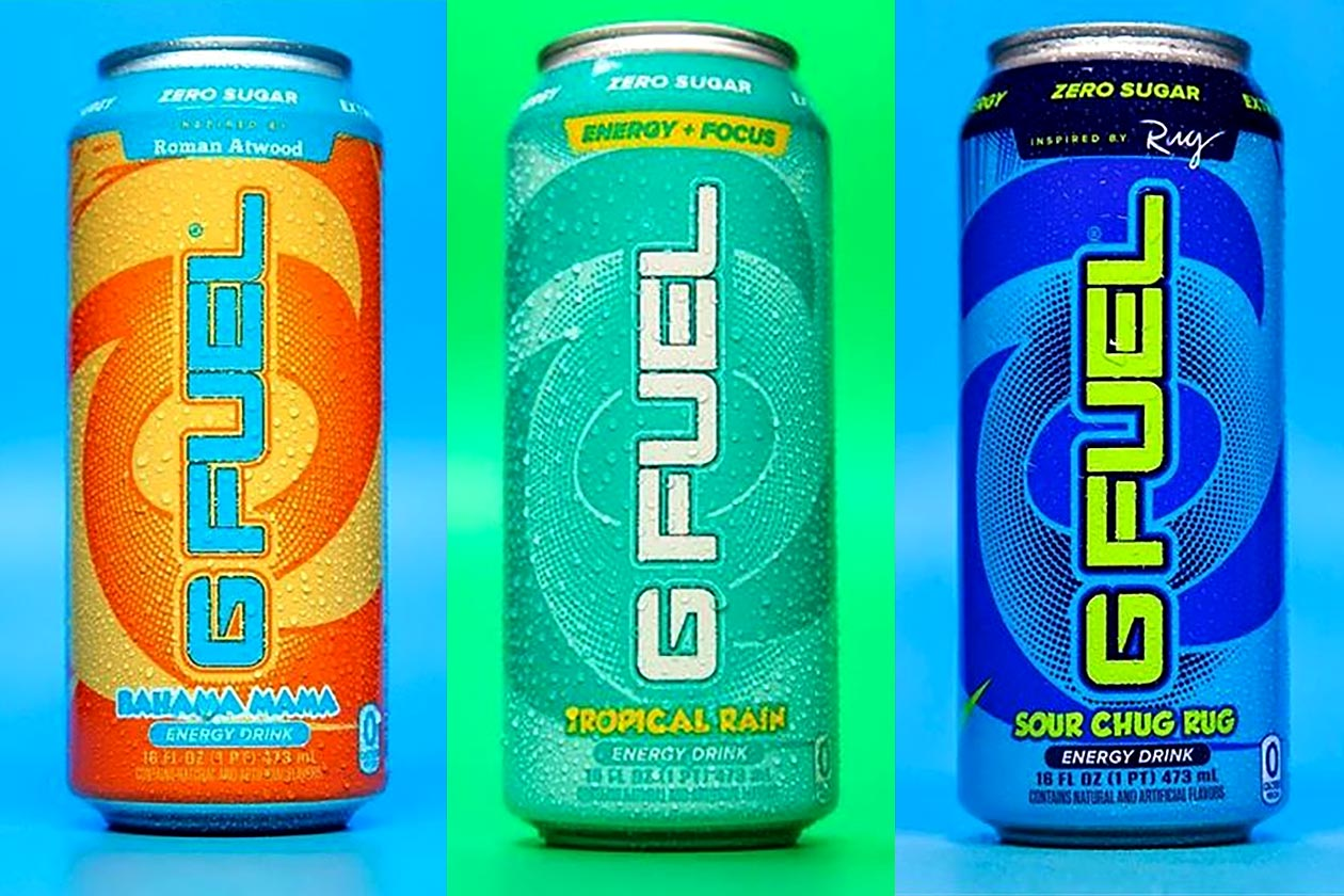 g fuel energy drink