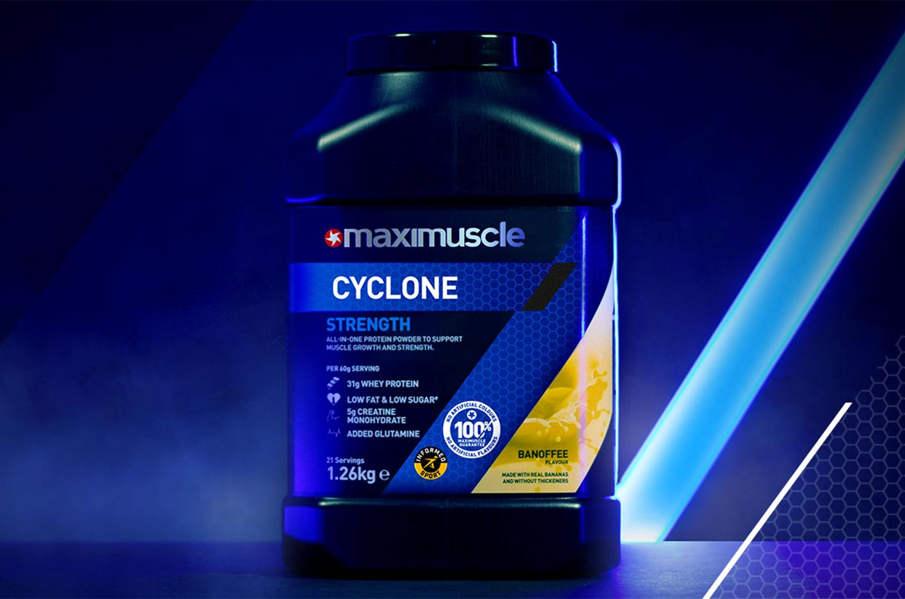maximuscle cyclone
