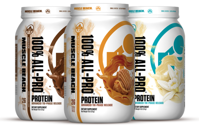 muscle beach nutrition all pro