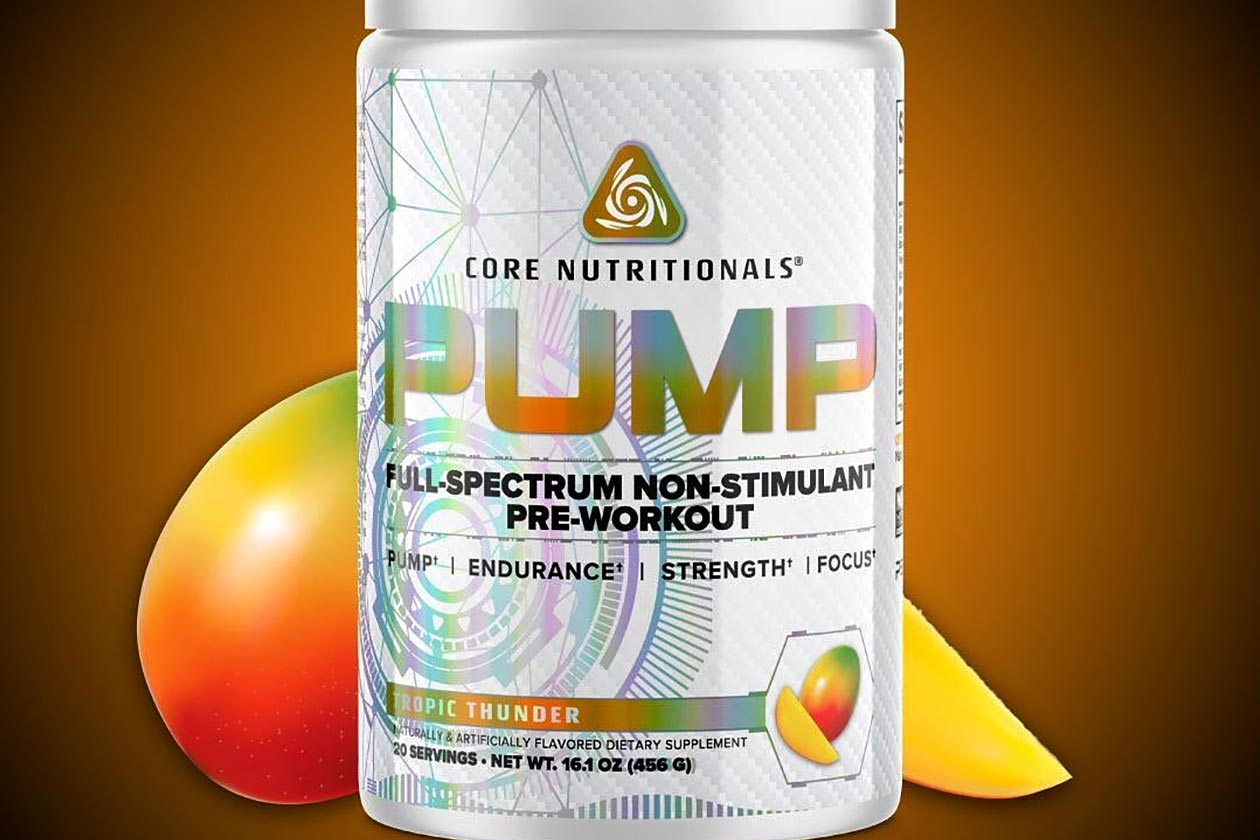 core pump launch deals