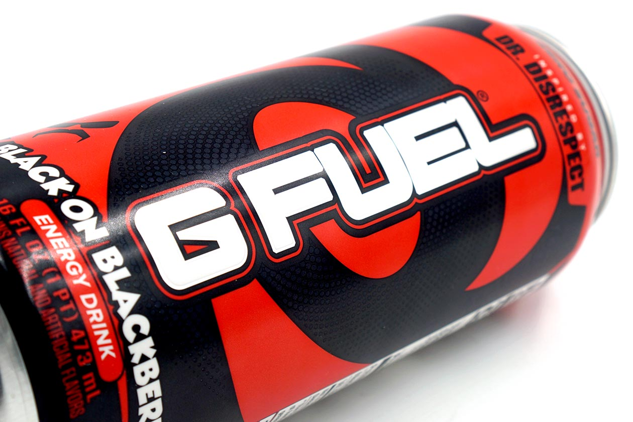 g fuel energy drink review