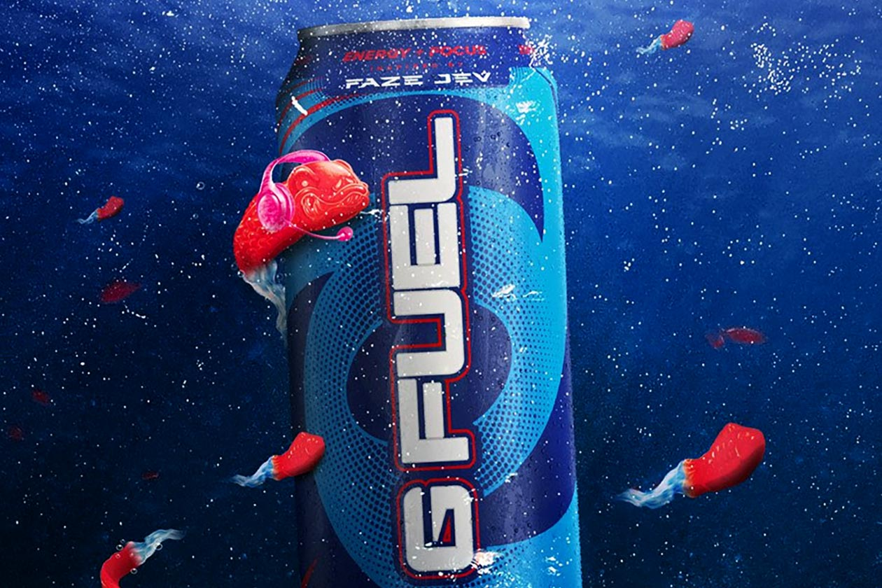 ragin gummy fish g fuel energy drink