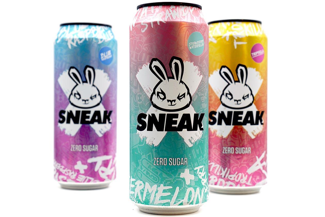 sneak energy drink review