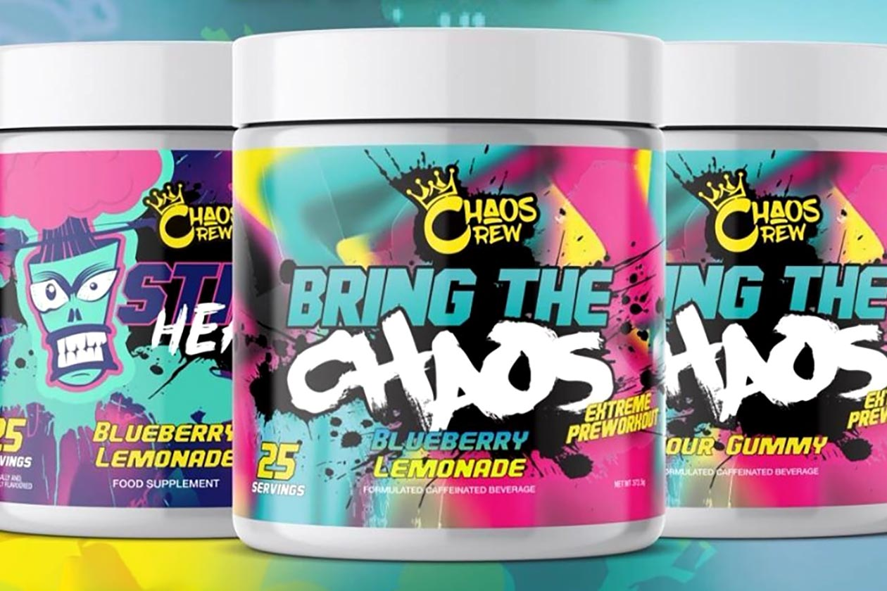 chaos crew comes to the us