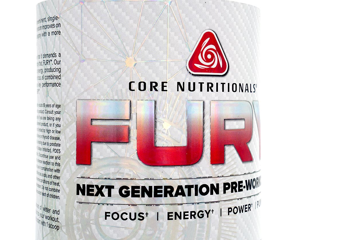 core fury review