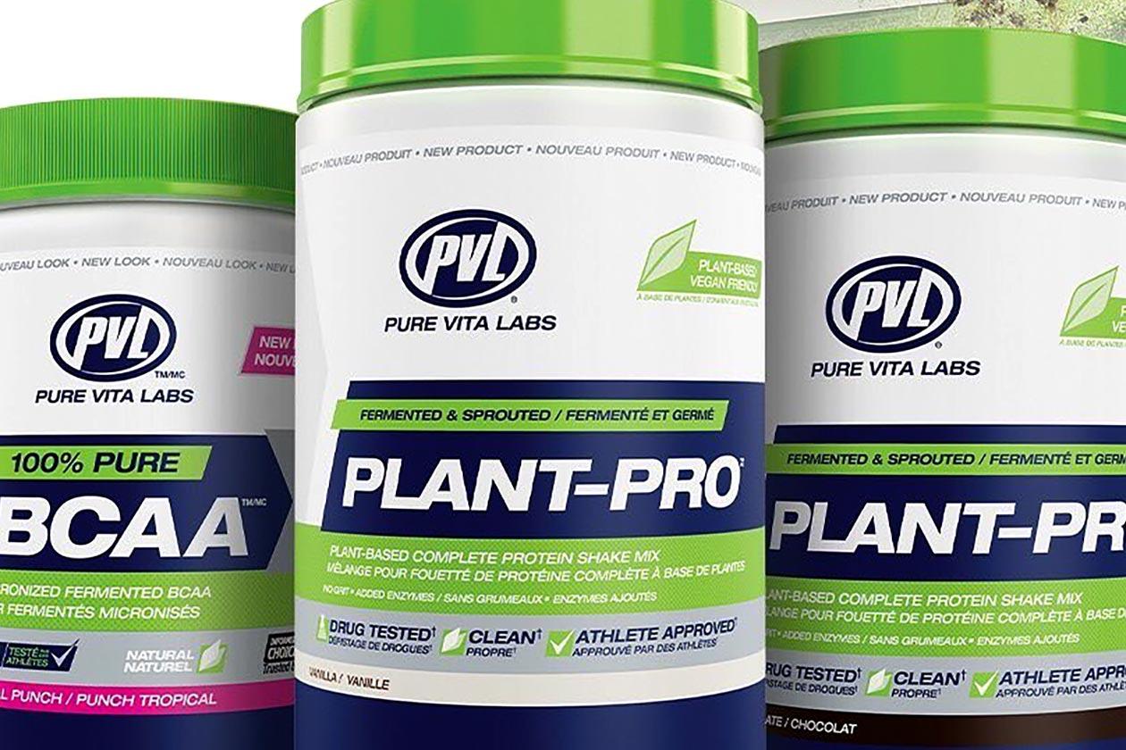 pvl plant pro protein powder giveaway