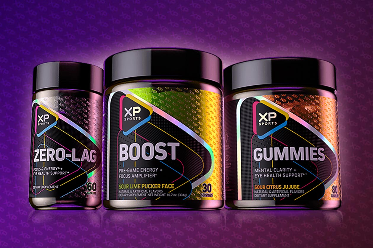xp sports gaming supplements
