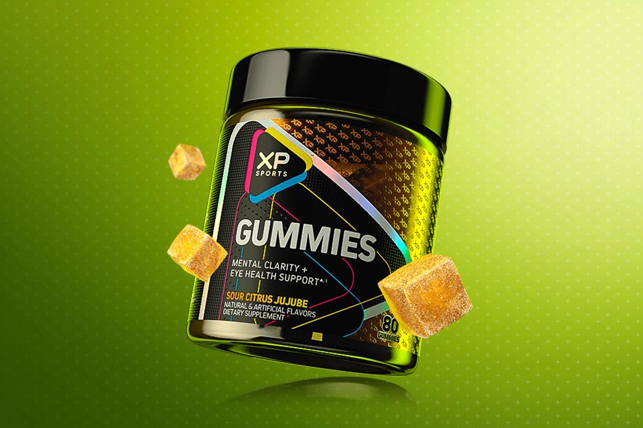 xp sports gaming gummies