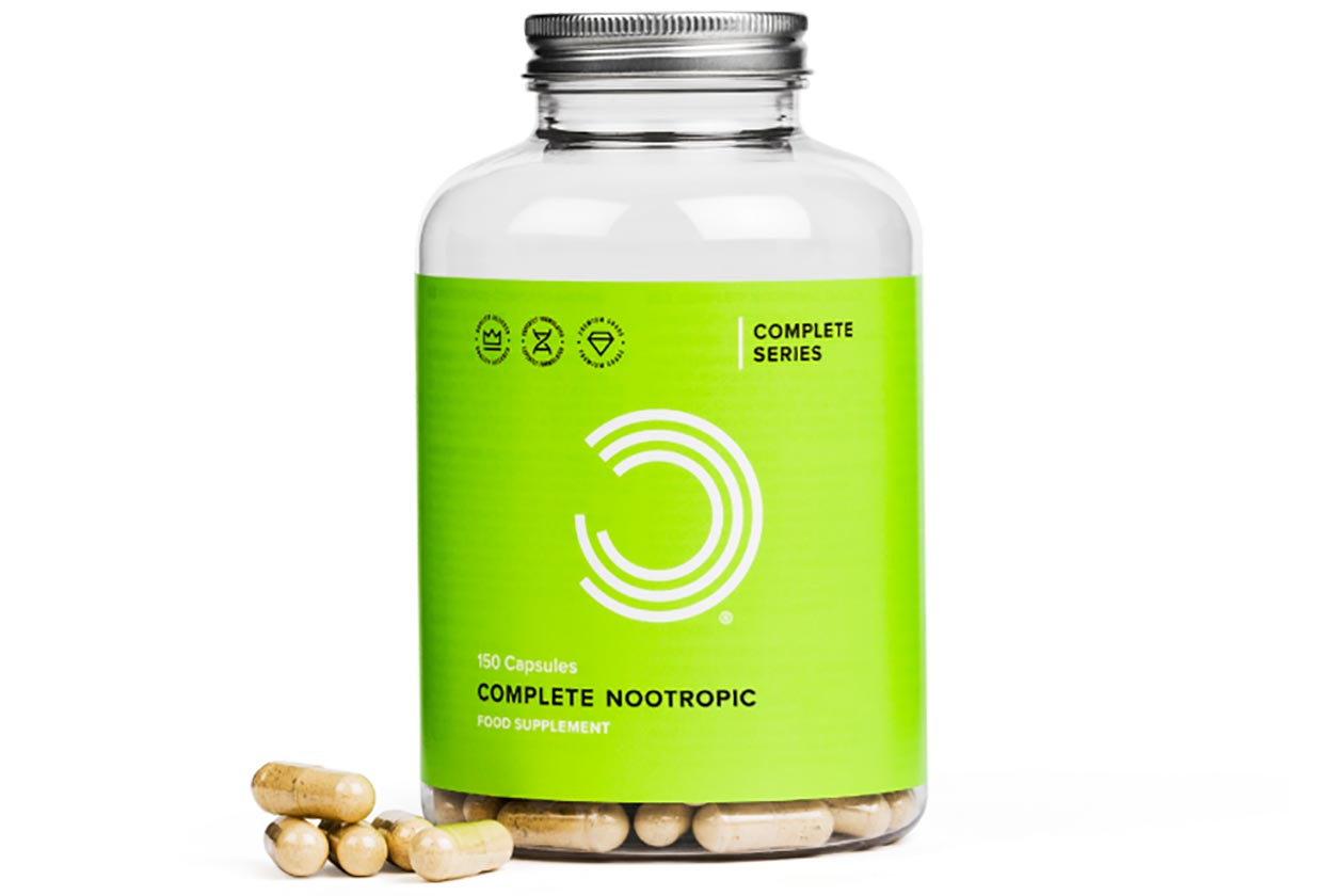 bulk powders complete daily nootropic