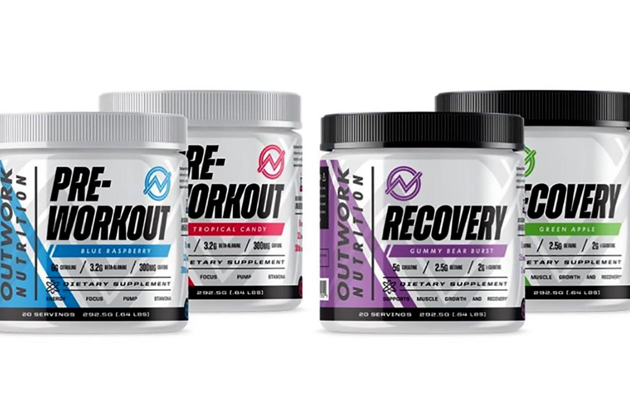 outwork nutrition from layne norton