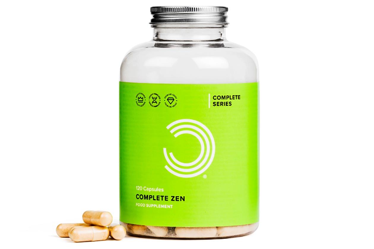 bulk powders complete zen