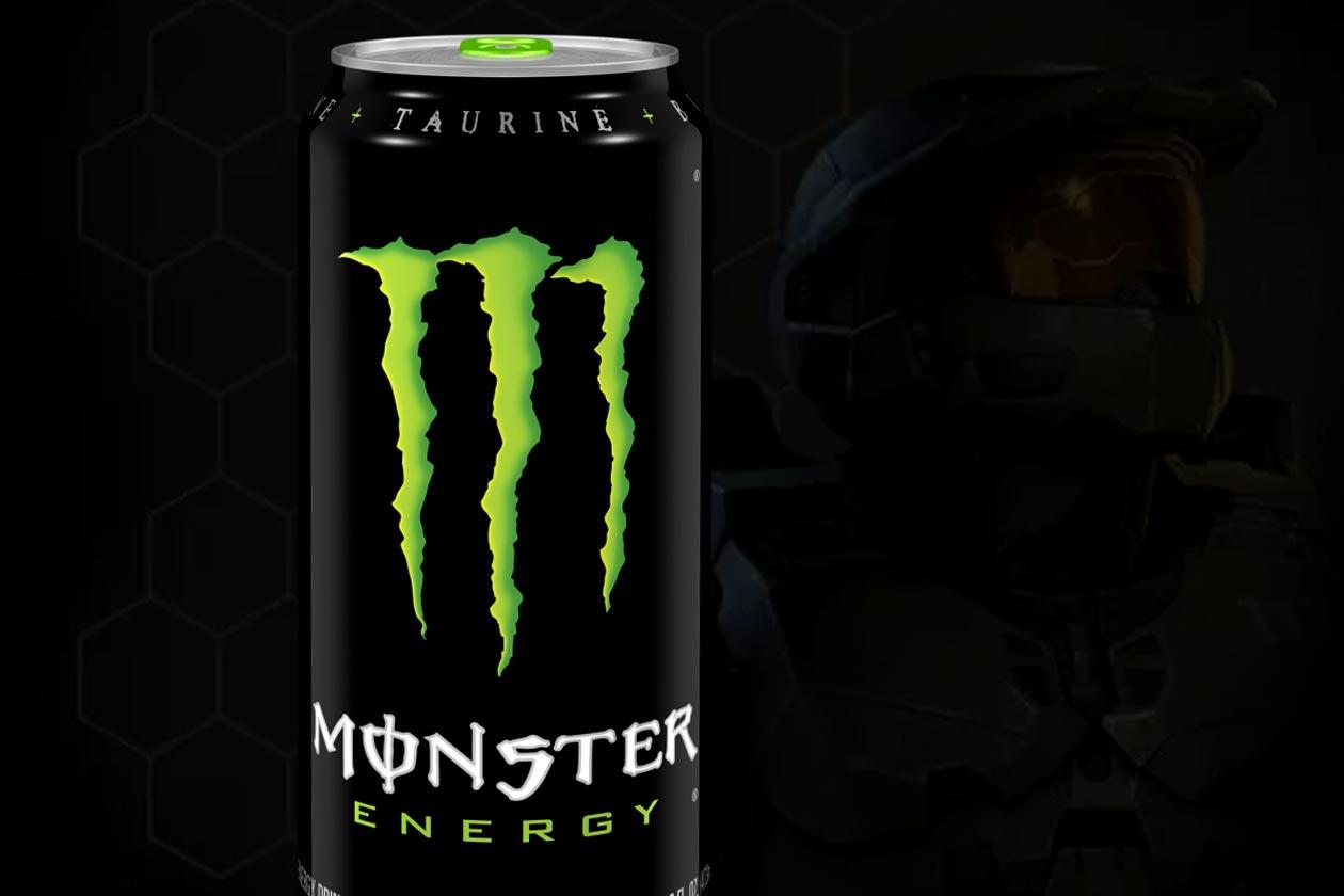 monster energy halo infinite edition