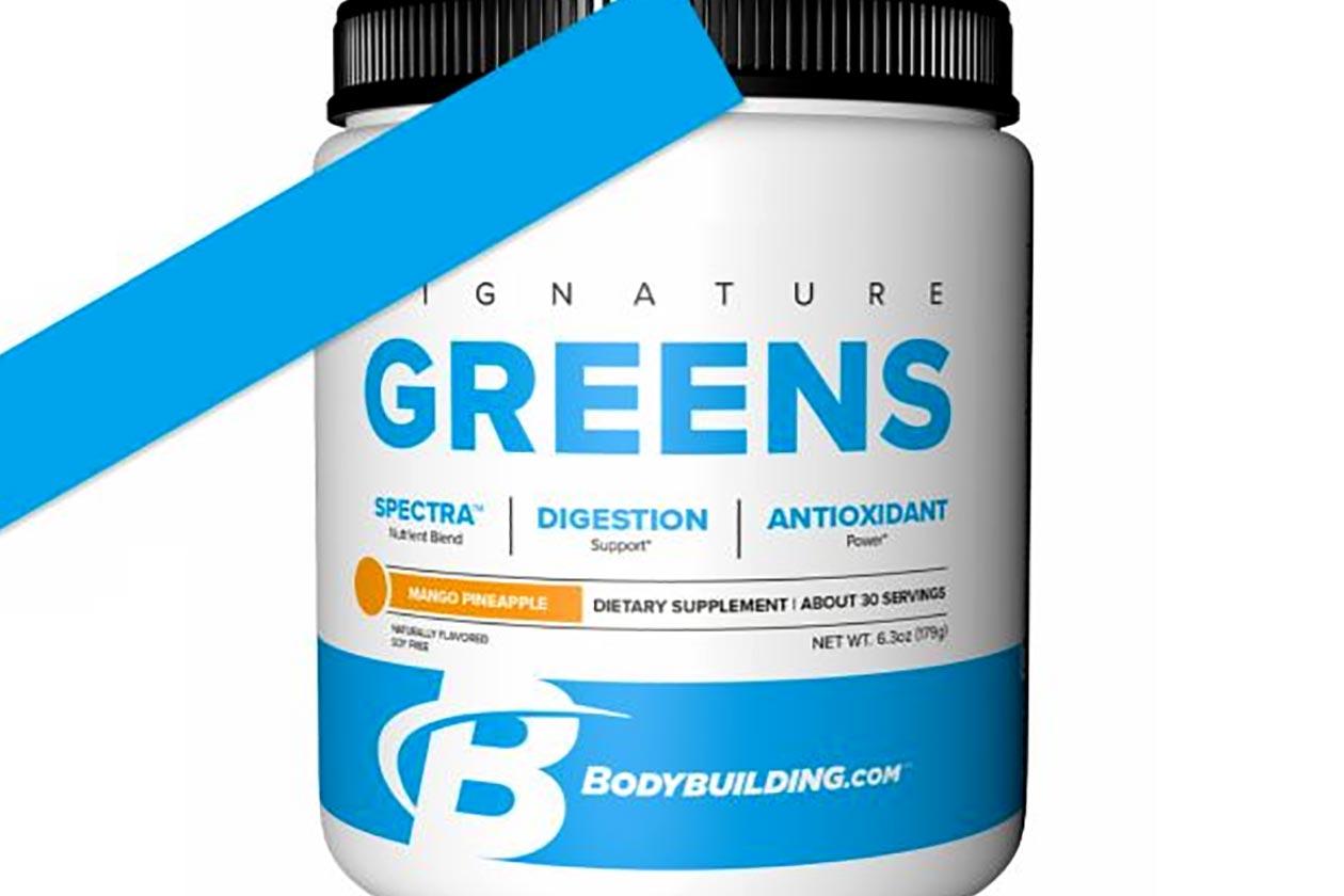 bodybuilding signature greens