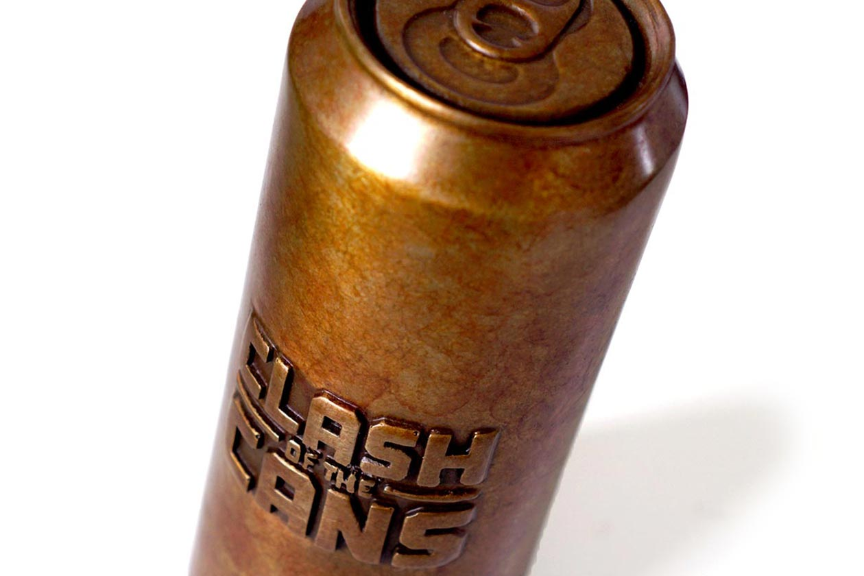 clash of the cans trophy