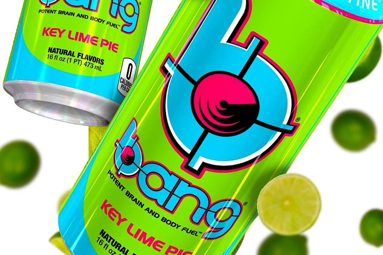 key lime pie bang energy drink