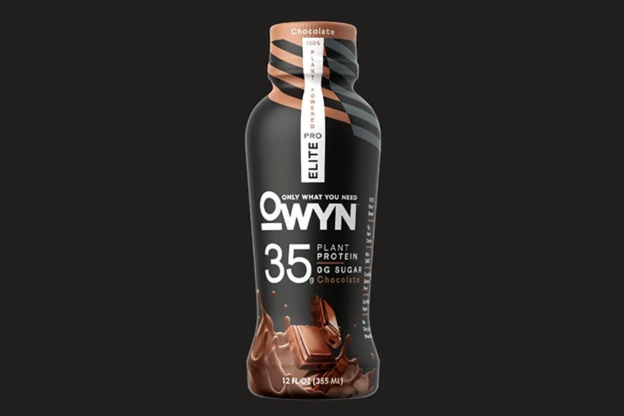 owyn pro elite plant protein shake