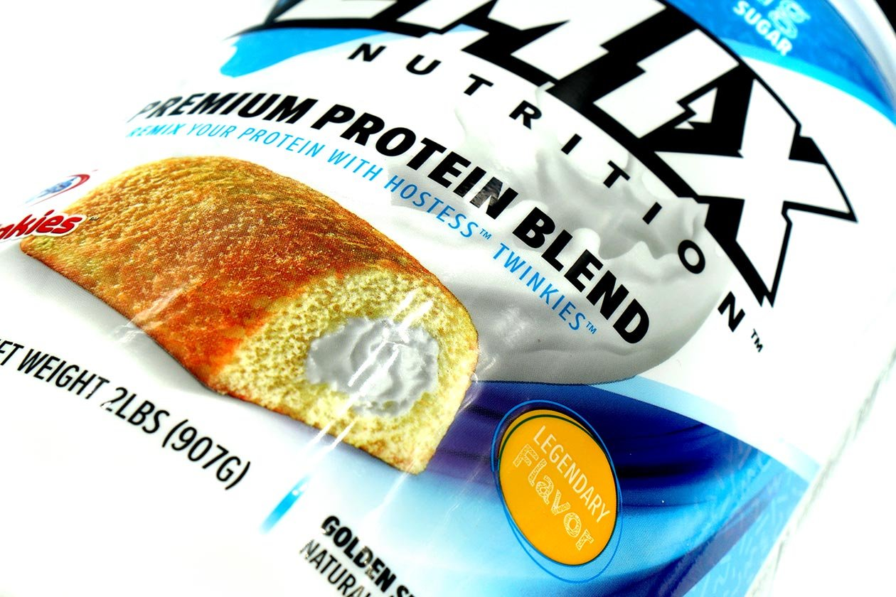 remix nutrition cupcakes twinkies review