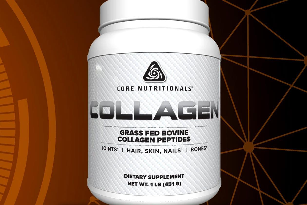 core nutritionals collagen