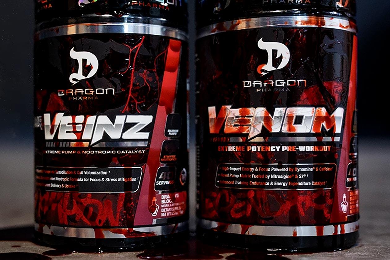 Dragon Pharma Halloween Edition Dragon S Blood Mr Veinz And Venom
