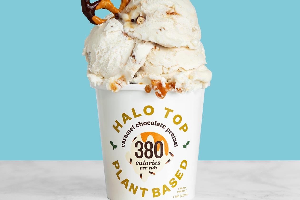 halo top plant based oat milk ice cream