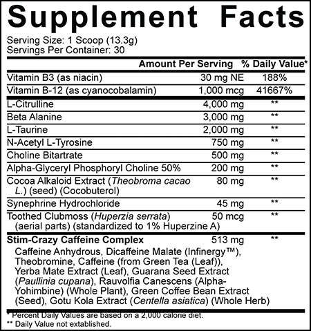 5 percent nutrition 5150