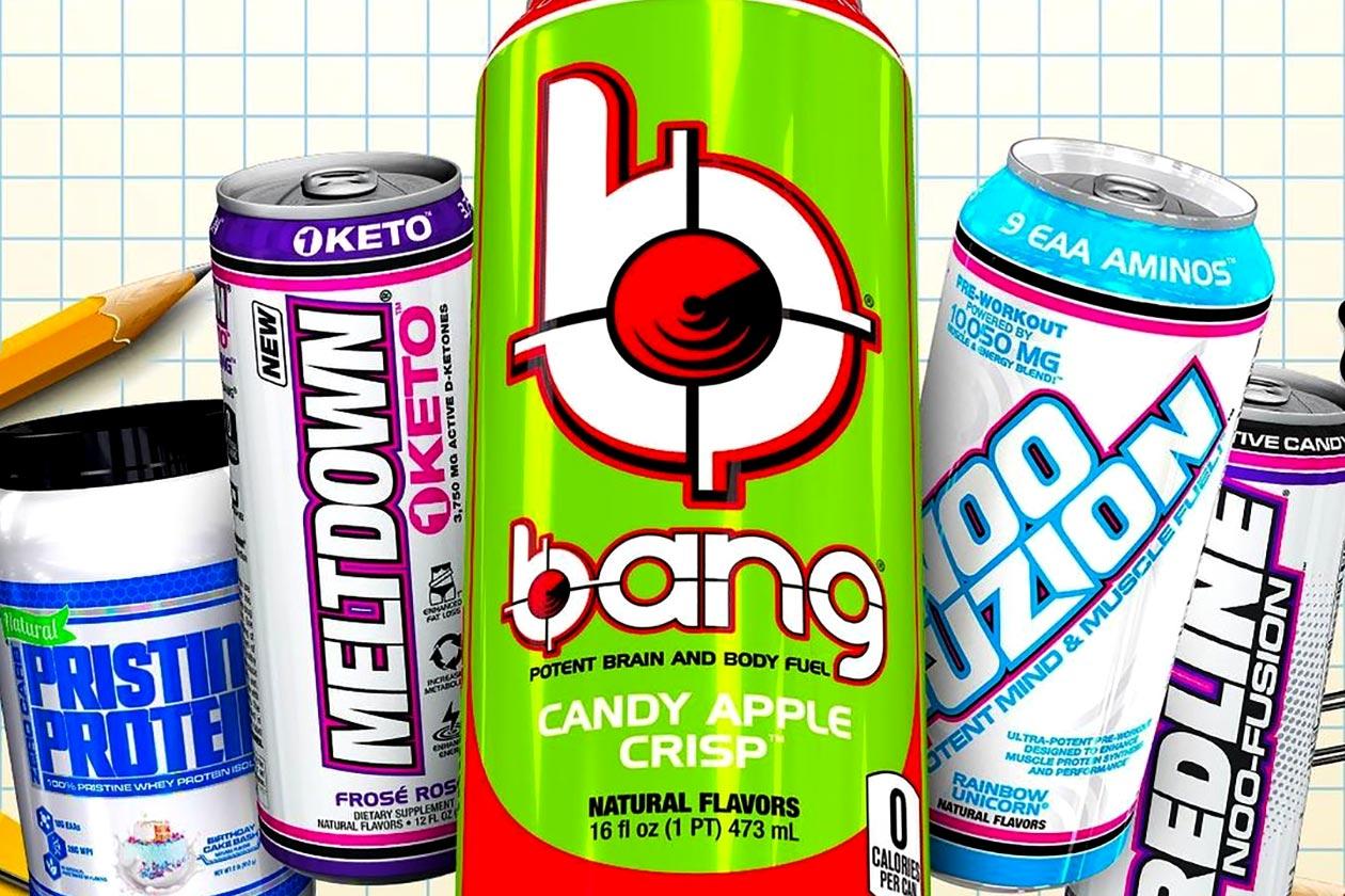 bang terminates distribution partnership with pepsi