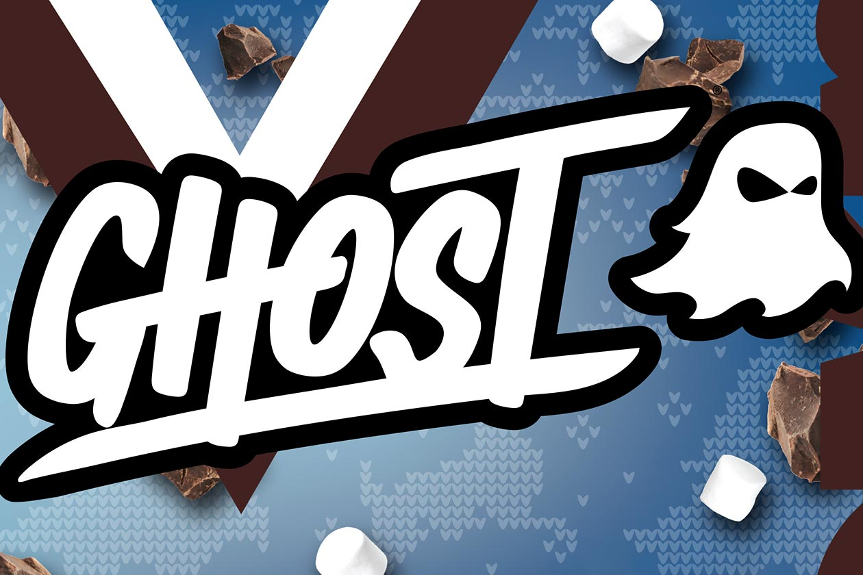 ghost whey hot chocolate