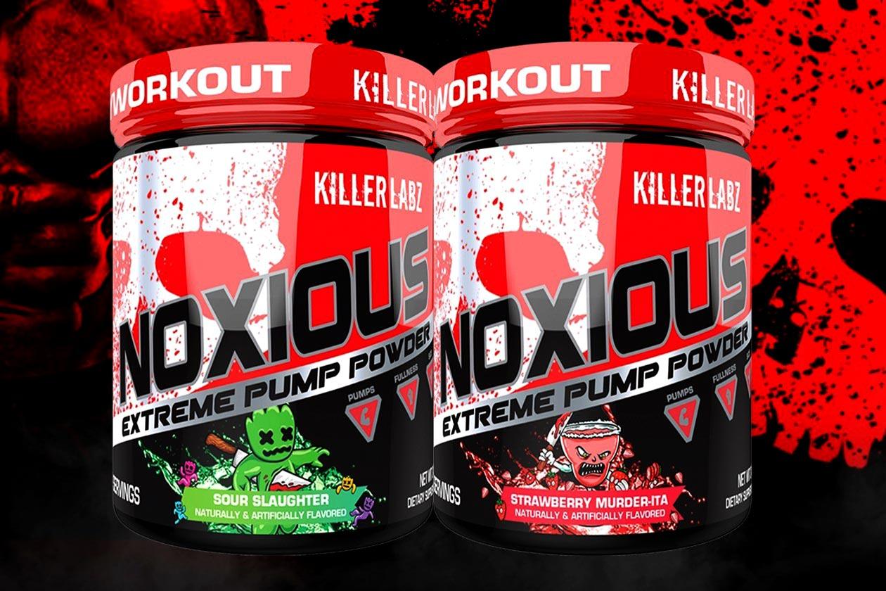 killer labz noxious