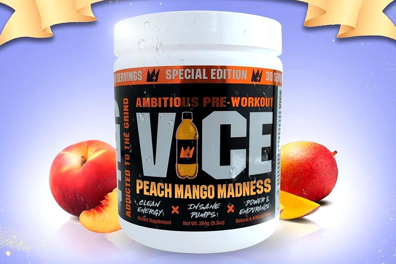 peach mango madness vice