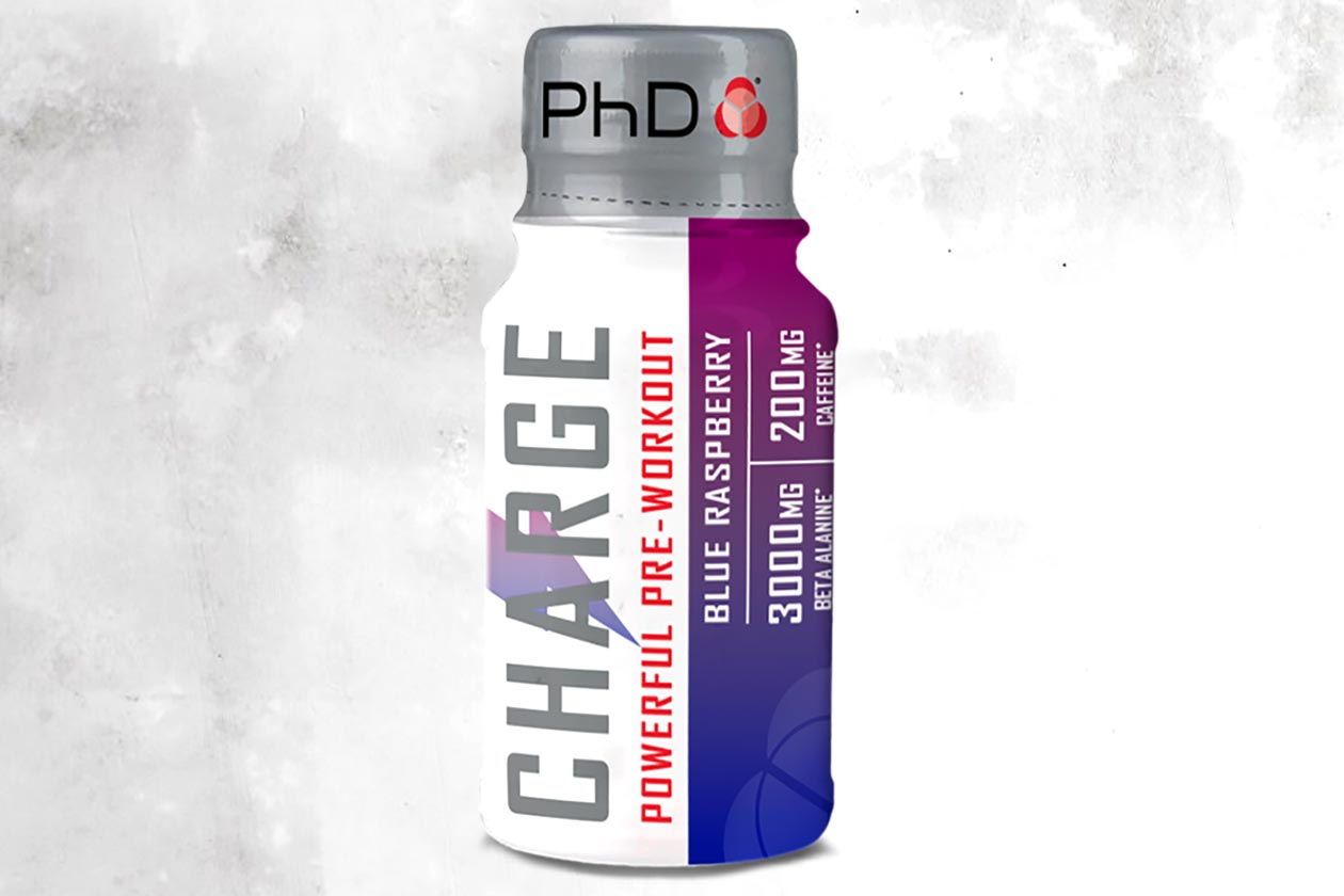 phd nutrition charge shot