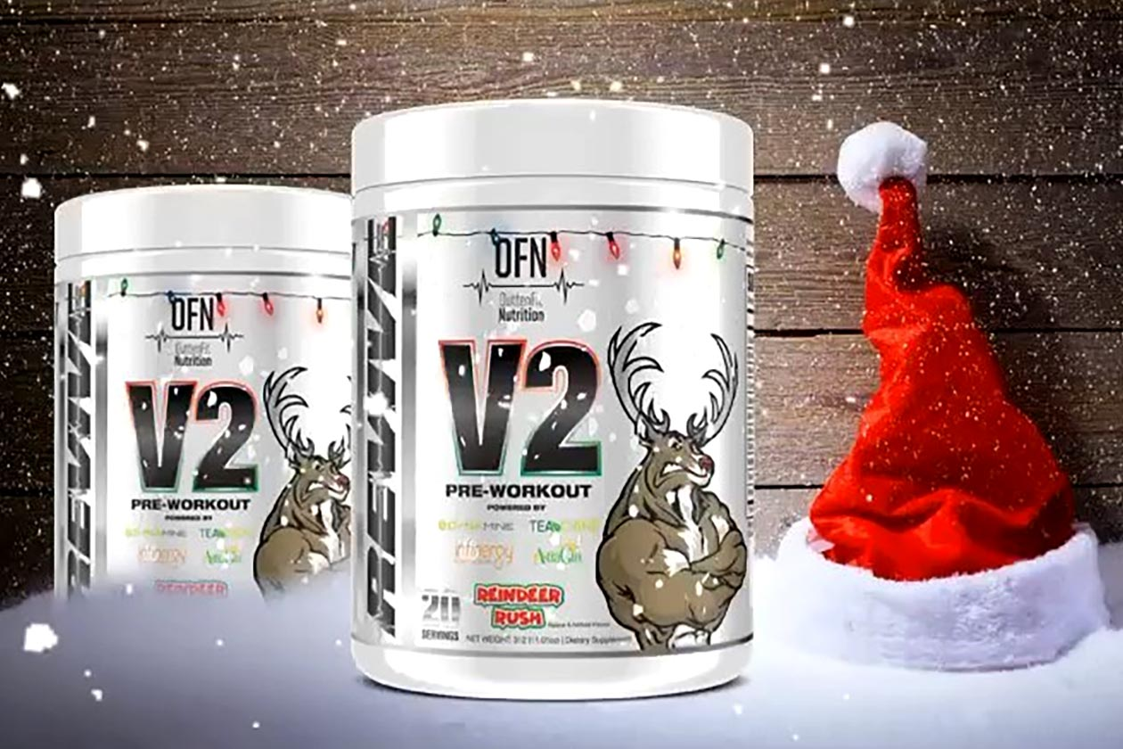 outtenfit reindeer rush revive