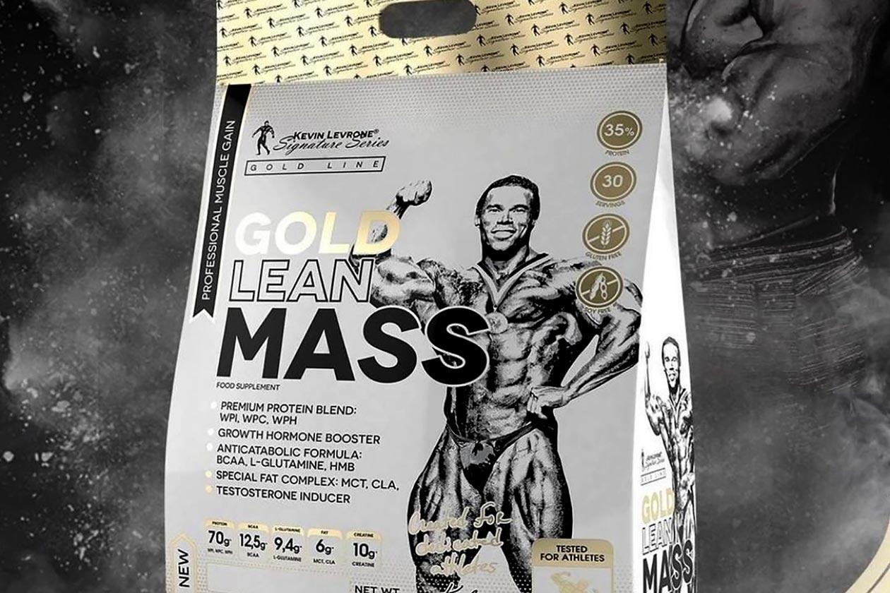 levrone signature series gold lean mass